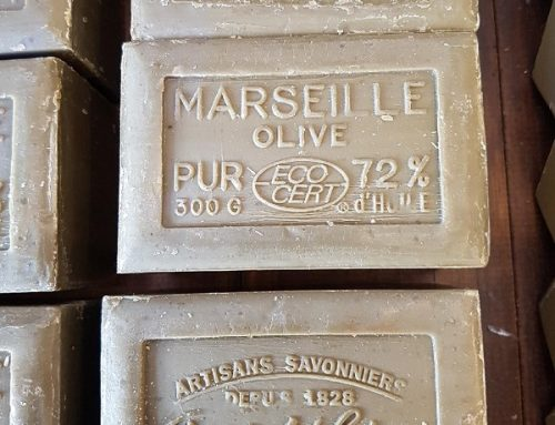 French soaps- Luxurious