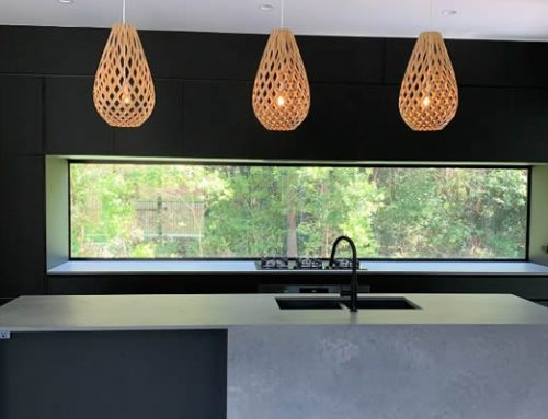 Koura – beautiful woven Trubridge pendant lights